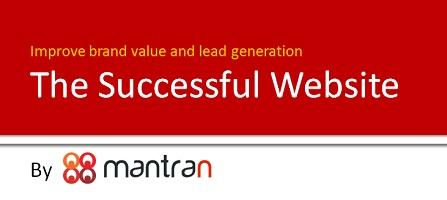 The successful website mantran
