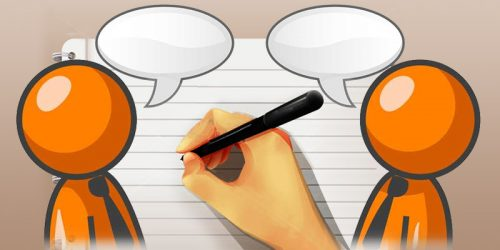 It's time to re-think your B2B voice – Incorporate conversational writing!