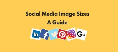 social media image sizes guide